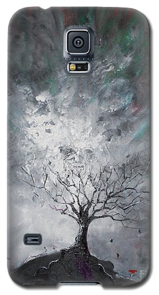 Haunted Tree Galaxy S5 Case