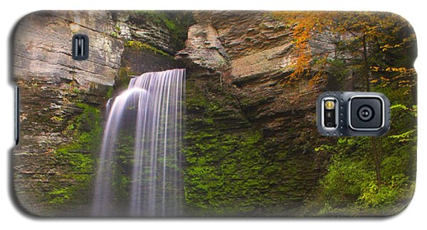 Havana Glen Waterfall Galaxy S5 Case by Cindy Haggerty