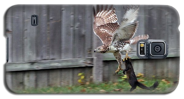 Hawk The Hunter Galaxy S5 Case