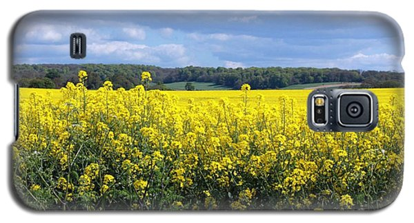 Galaxy S5 Case featuring the photograph Hay Fever by Rdr Creative
