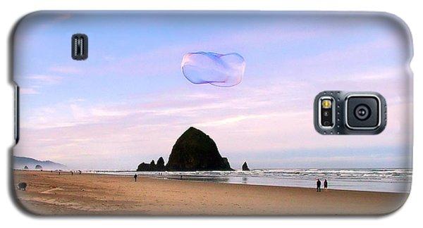 Haystack Bubble Galaxy S5 Case by Wendy McKennon