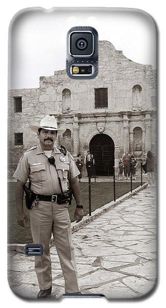 He Guards The Alamo Galaxy S5 Case