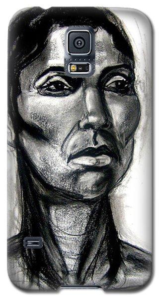 Head Study Galaxy S5 Case by Gabrielle Wilson-Sealy