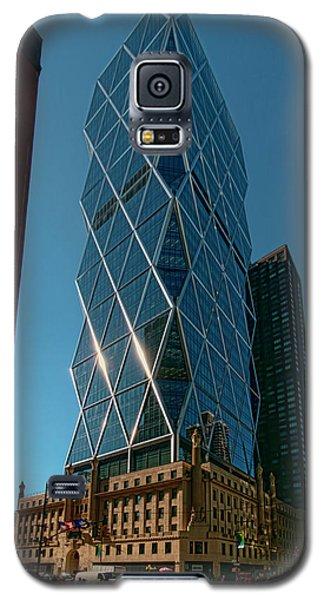 Hearst Building Galaxy S5 Case