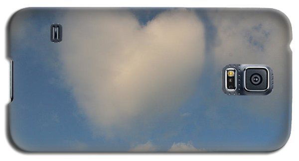 Heart In The Clouds Galaxy S5 Case