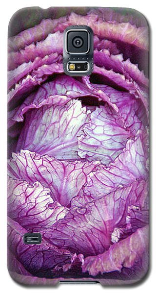 Heart Of Mystery Galaxy S5 Case