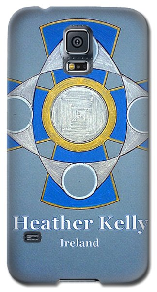 Heather Kelly Galaxy S5 Case
