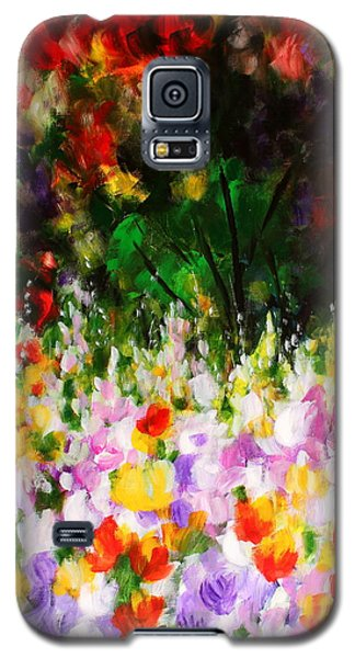 Heavenly Garden Galaxy S5 Case by Kume Bryant