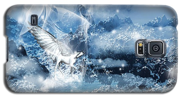 Heavenly Interlude Galaxy S5 Case by Lourry Legarde