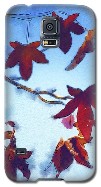 Here Today Galaxy S5 Case