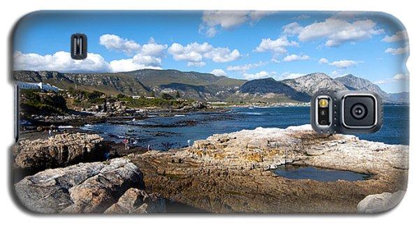 Hermanus Coastline Galaxy S5 Case