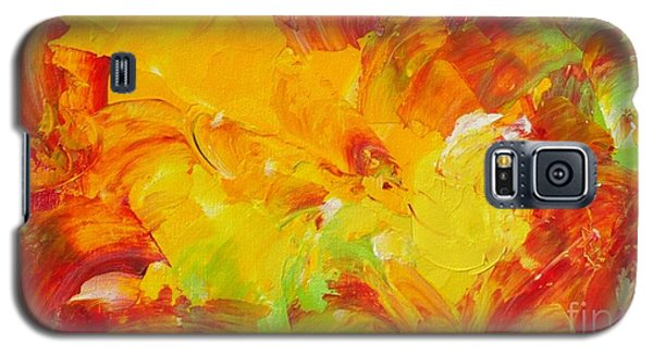 Hibiscus Galaxy S5 Case