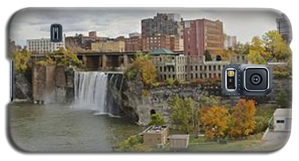 High Falls Panorama Galaxy S5 Case