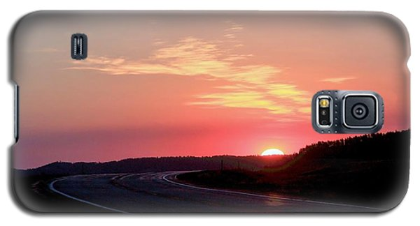 Highway To The Sky Galaxy S5 Case