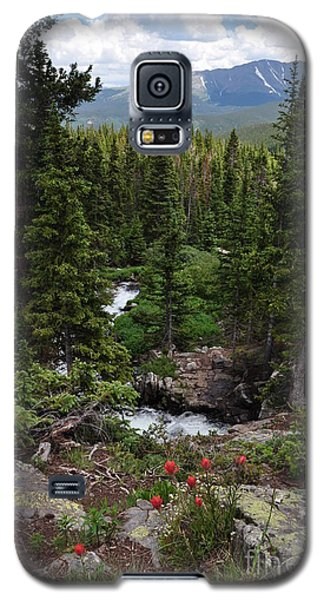 Hiking In Colorado Galaxy S5 Case