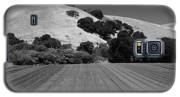 Galaxy S5 Case featuring the photograph Hillside Farmland by Kathleen Grace