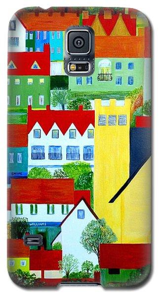Hillside Village Galaxy S5 Case