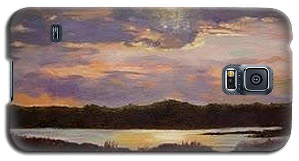 Hilton Head Sunset Galaxy S5 Case