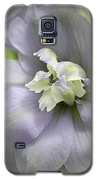 Galaxy S5 Case featuring the photograph His Tender Touch by The Art Of Marilyn Ridoutt-Greene