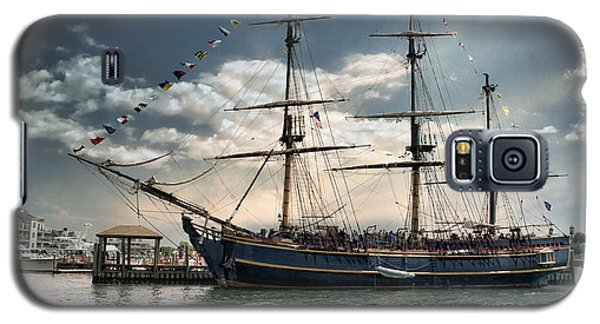 Hms Bounty Newport Galaxy S5 Case