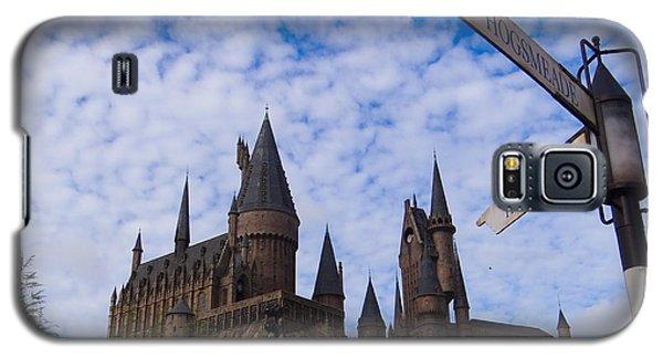 Hogwarts Castle Galaxy S5 Case by Julia Wilcox