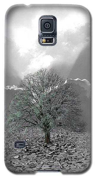 Hope Against Despai Galaxy S5 Case by Angel Jesus De la Fuente