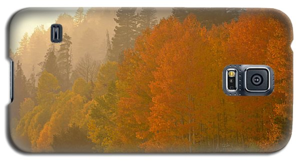 Galaxy S5 Case featuring the photograph Hope Valley by Mitch Shindelbower