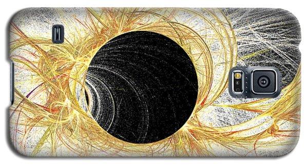 Galaxy S5 Case featuring the digital art Horizon by Kim Sy Ok