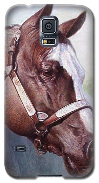 Horse Portrait 2 Galaxy S5 Case