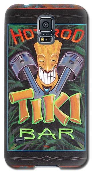 Hot Rod Tiki Bar Galaxy S5 Case