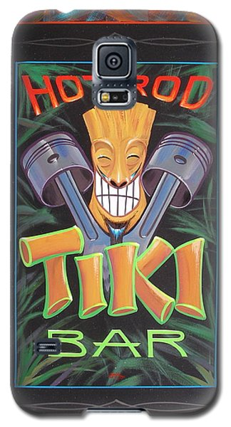 Hot Rod Tiki Bar Galaxy S5 Case