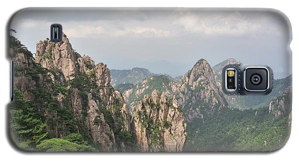 Huangshan Granite 1 Galaxy S5 Case