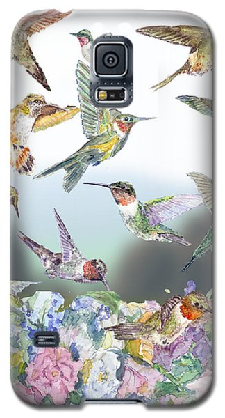 Hummingbirds Galore Galaxy S5 Case