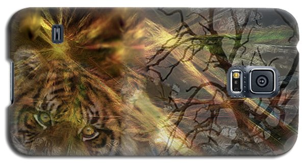 Galaxy S5 Case featuring the photograph Hunter by EricaMaxine  Price