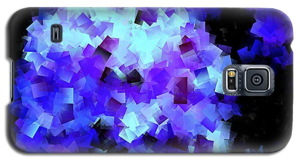 Galaxy S5 Case featuring the photograph Hydrangea Cubed by Greg Moores