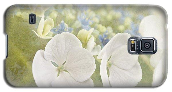Hydrangea Dreams Galaxy S5 Case