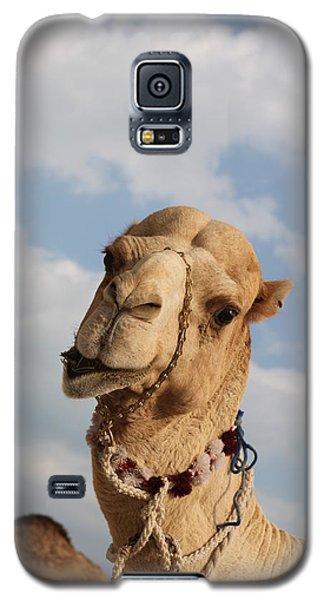 Galaxy S5 Case featuring the photograph I Am Fine by Sladjana Lazarevic