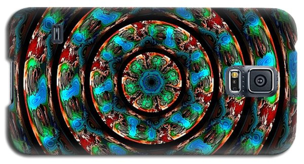 I Am Looking Through You Galaxy S5 Case by Alec Drake