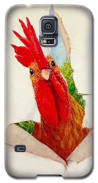 I Had A Breakthrough Galaxy S5 Case
