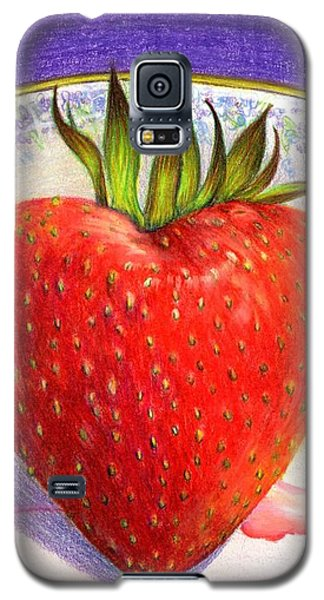 I Love You Berry Much Galaxy S5 Case
