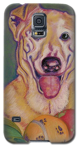 Galaxy S5 Case featuring the pastel I Share by D Renee Wilson