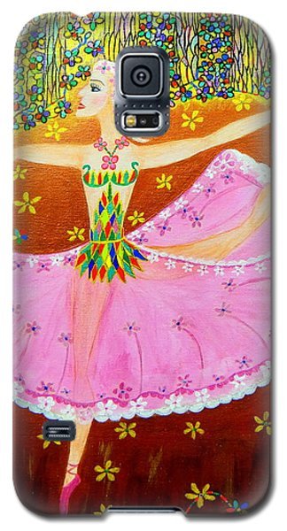 I Want To Dance All Night. Galaxy S5 Case