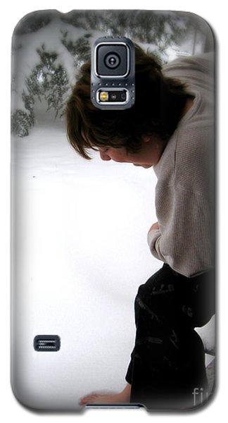 I Wonder . . . . . Galaxy S5 Case by Nancy Dole McGuigan