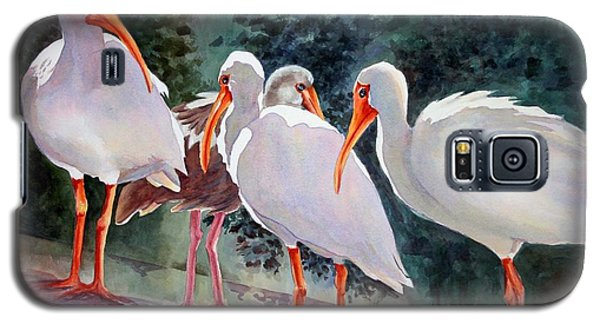 Ibis - Youngster Among Us. Galaxy S5 Case