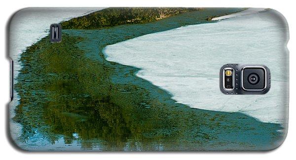 Ice Borders Galaxy S5 Case