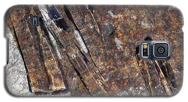 Ice Crystals 2 Galaxy S5 Case