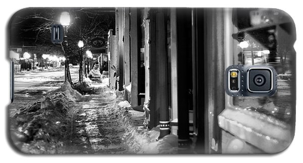 Ice Walk Galaxy S5 Case by Randall  Cogle