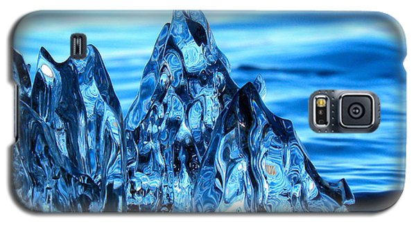 Iceberg River Galaxy S5 Case
