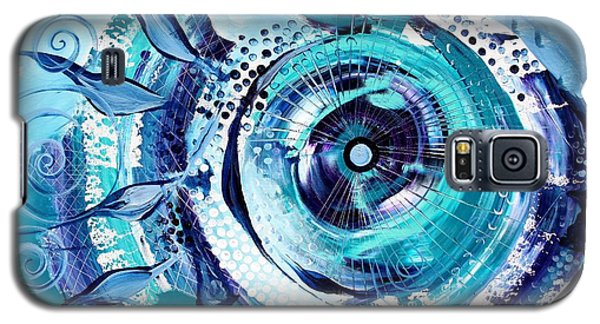 Icehole Fish Galaxy S5 Case