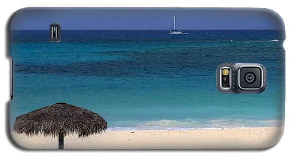 Galaxy S5 Case featuring the photograph Idyllic Day by Lynn Bolt